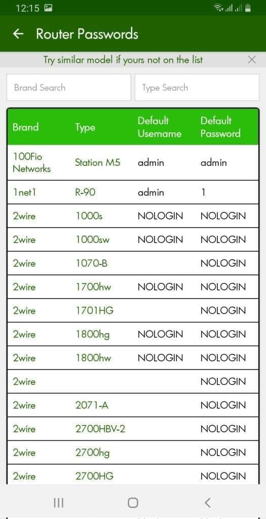 برنامج التحكم في الشبكة wifi و كيفية الدخول الى الراوتر بدون كلمة سر