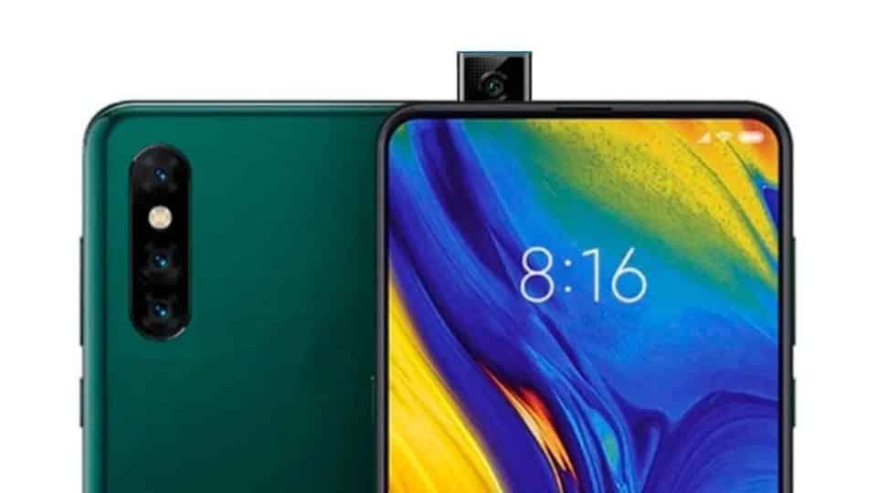 موبايل Xiaomi Mi Mix 4